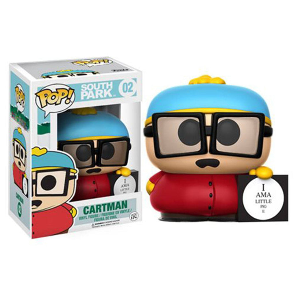 Funko South Park POP Cartman Piggy Vinyl Figure
