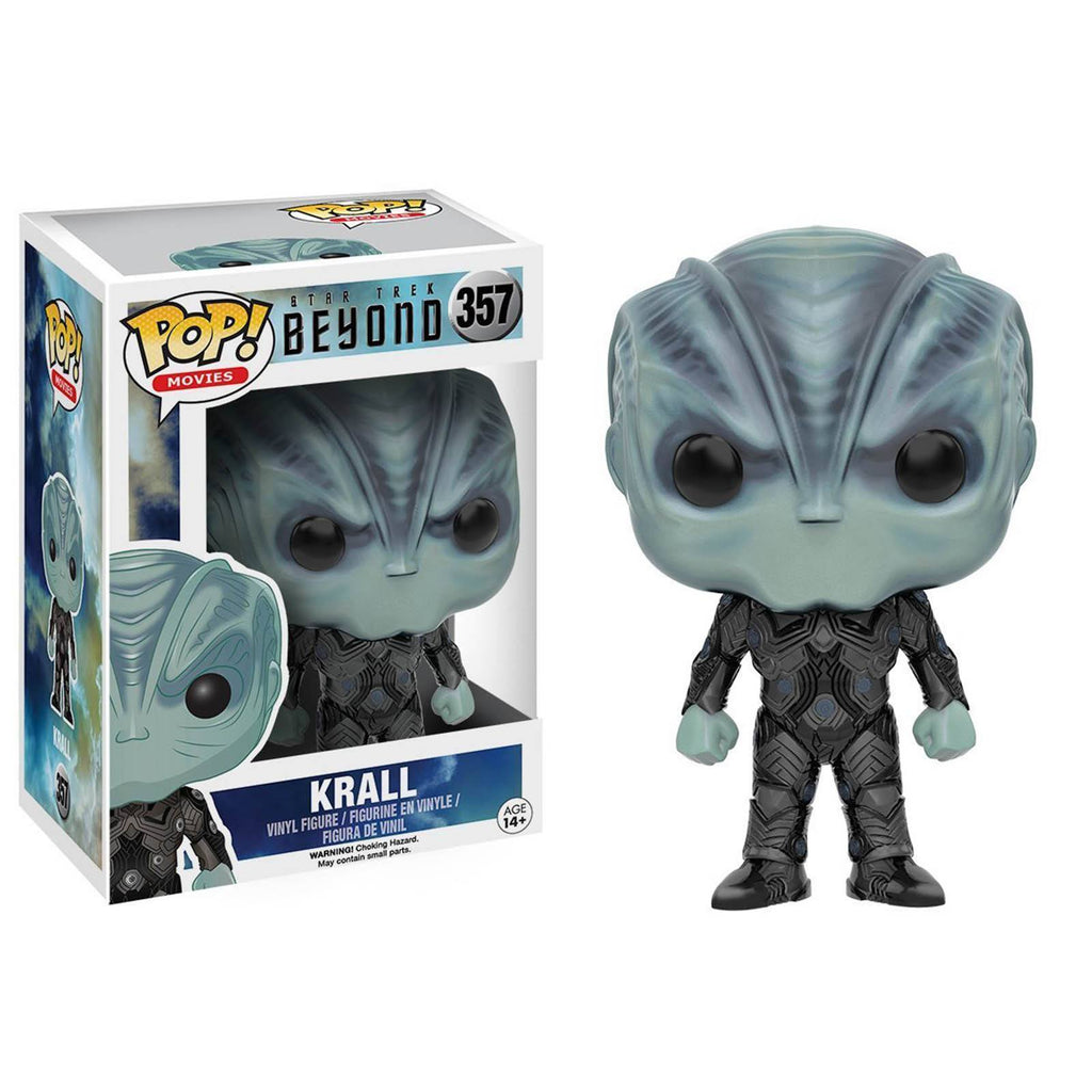 Funko Star Trek Beyond POP Krall Vinyl Figure - Radar Toys