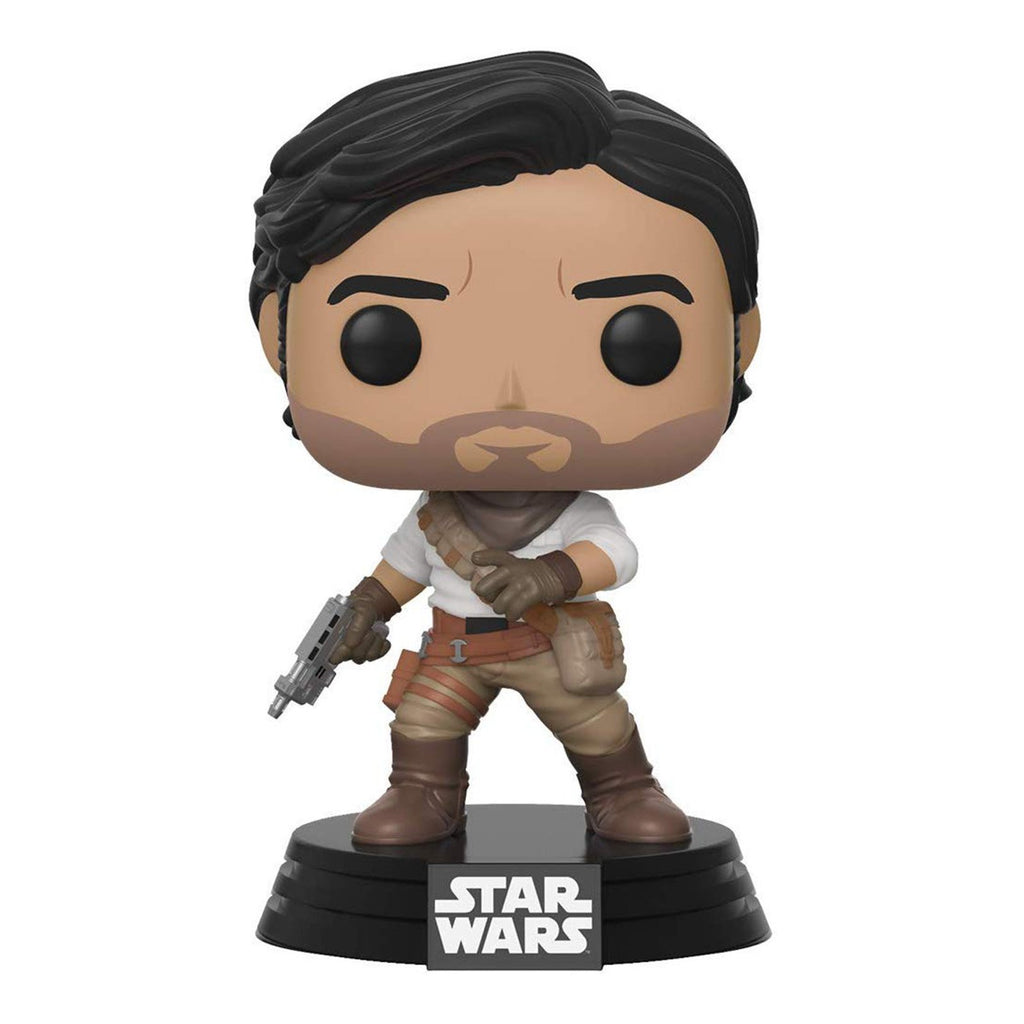 Funko Star Wars Rise Of Skywalker POP Poe Dameron Vinyl Figure