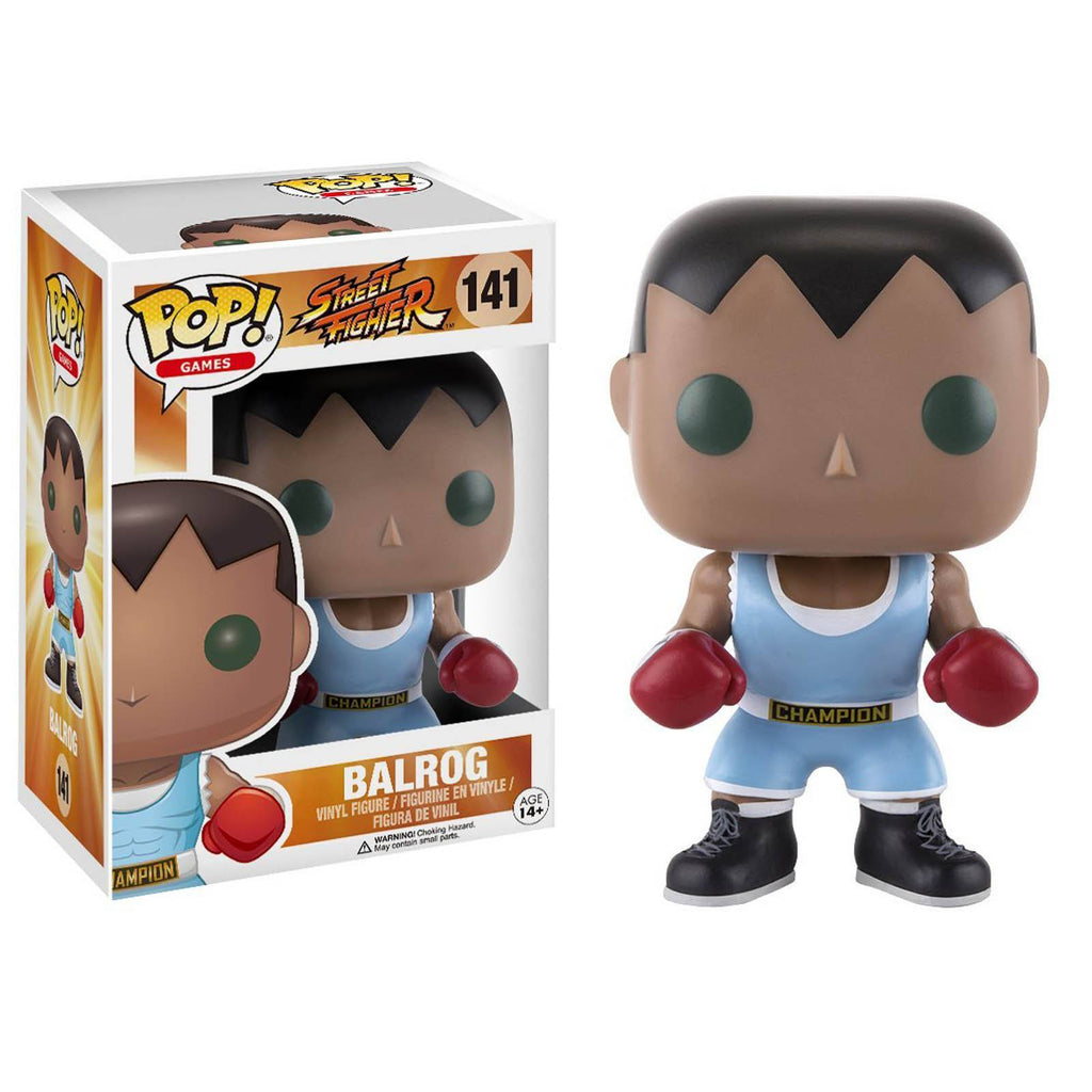 Funko Street Fighter POP Balrog Vinyl Figure