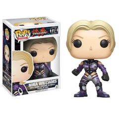 Funko POP Vinyl - Funko Tekken POP Nina Williams Vinyl Figure