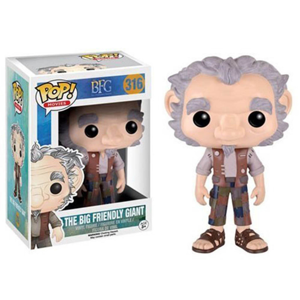 Funko The Big Friendly Giant POP Vinyl Figure - Radar Toys