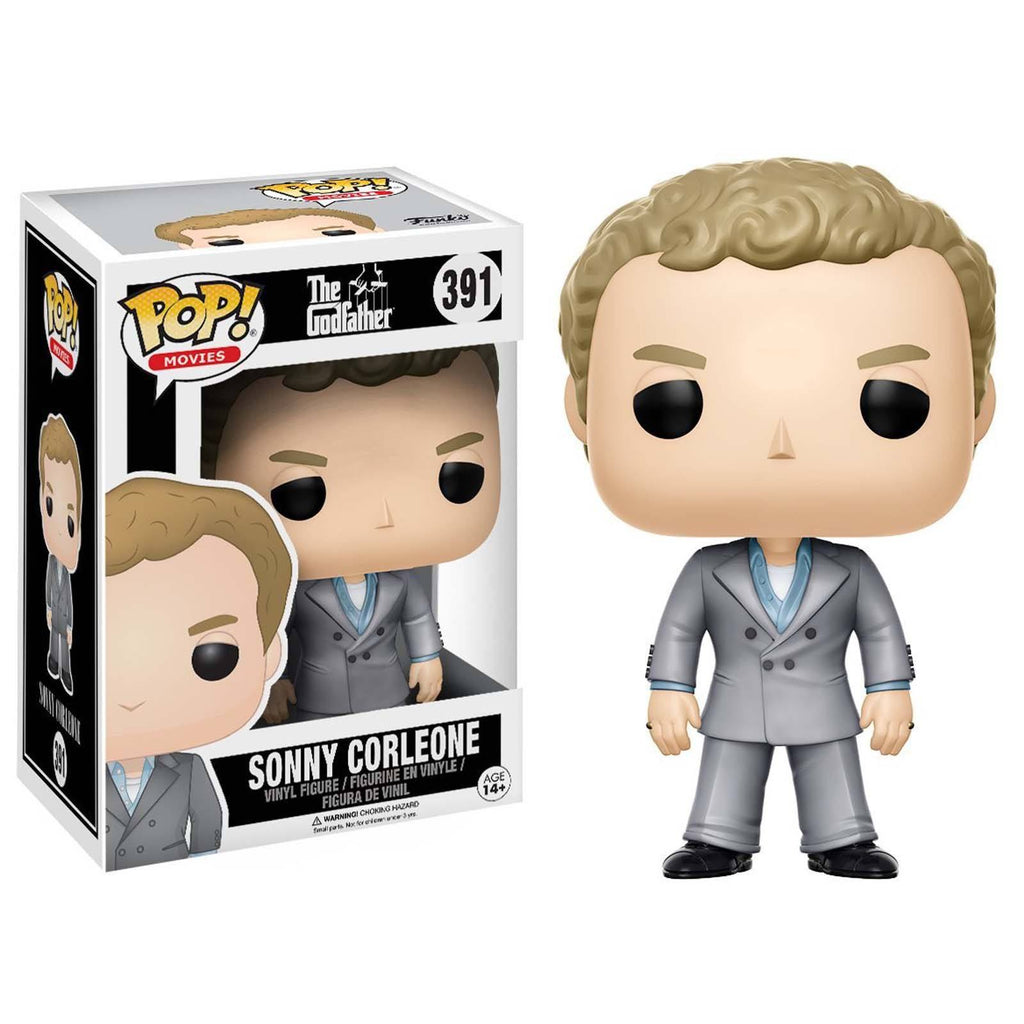 Funko The Godfather POP Sonny Corleone Vinyl Figure
