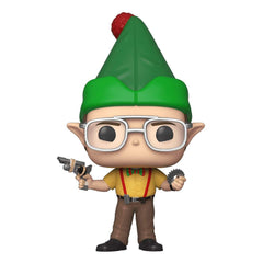 Funko POP Vinyl - Funko The Office POP Dwight Schrute As Elf Vinyl Figure