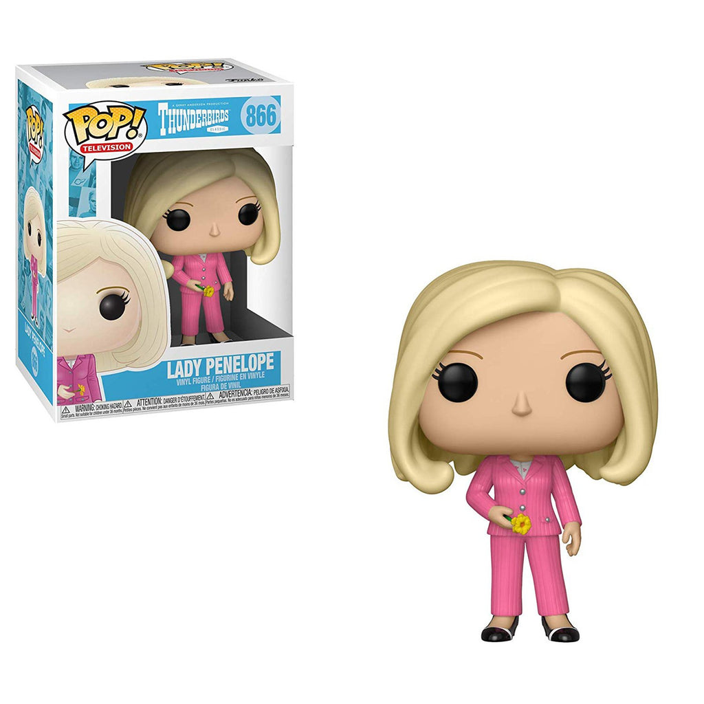 Funko Thunderbirds POP Lady Penelope Vinyl Figure