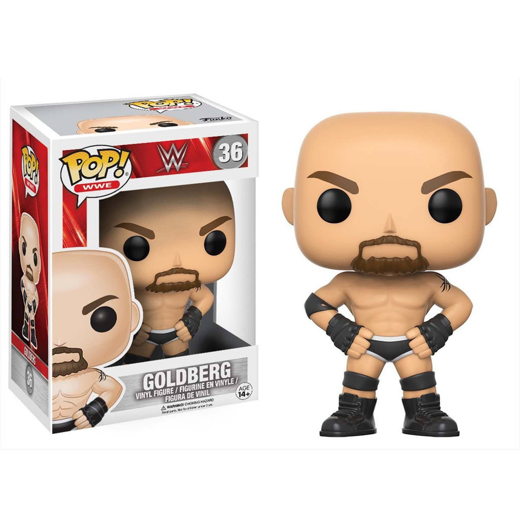 Funko POP Vinyl - Funko WWE POP Goldberg Vinyl Figure