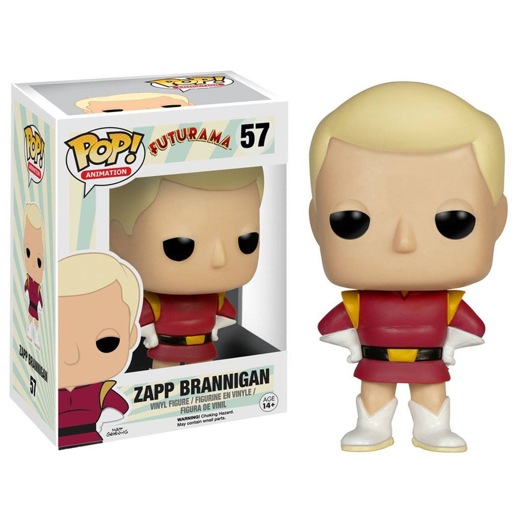 Futurama POP Zapp Brannigan Vinyl Figure
