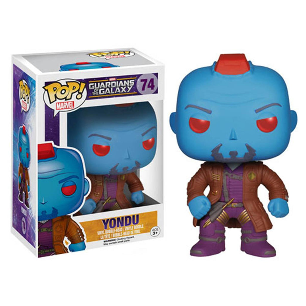 Guardians of the Galaxy POP Yondu Bobble Head Vinyl Figure