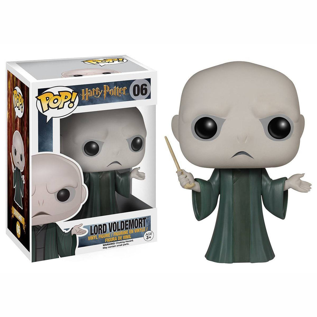 Harry Potter POP Voldemort Vinyl Figure - Radar Toys