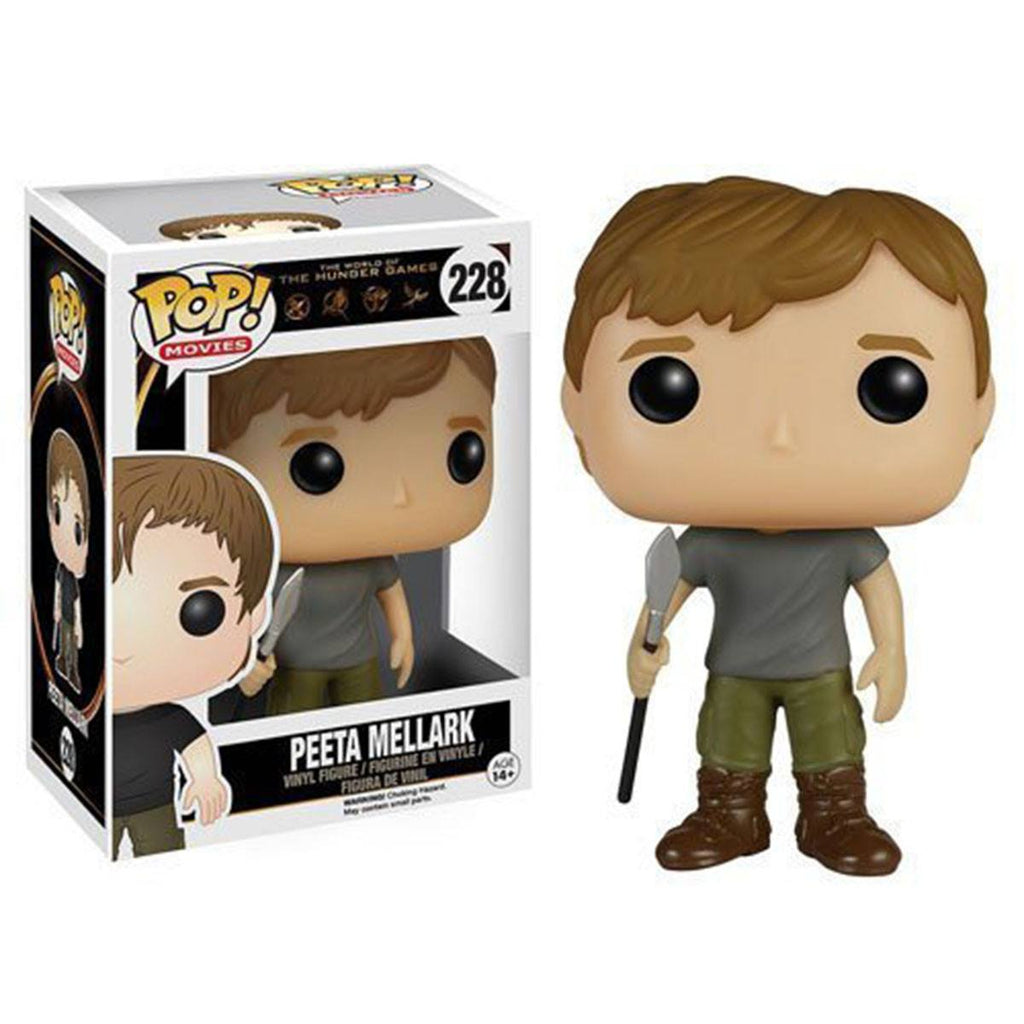 Hunger Games POP Peeta Mellark Vinyl Figure