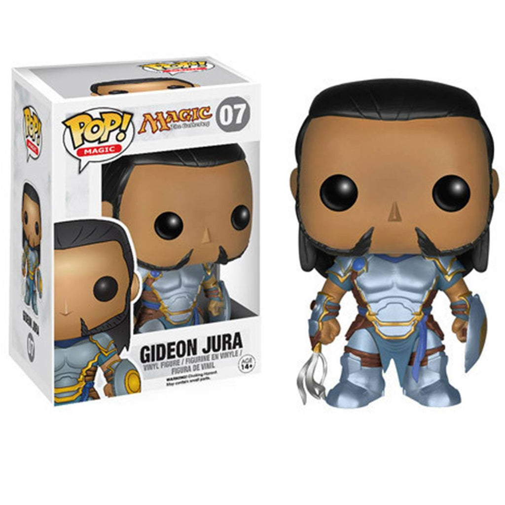 Magic The Gathering POP Gideon Vinyl Figure - Radar Toys