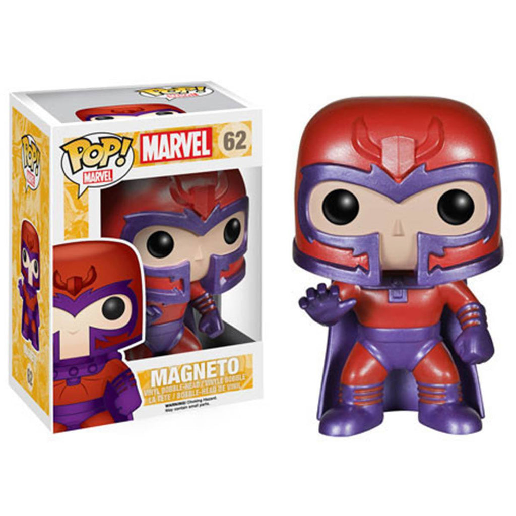 Marvel X-Men POP Classic Magneto Bobble Head Vinyl Figure