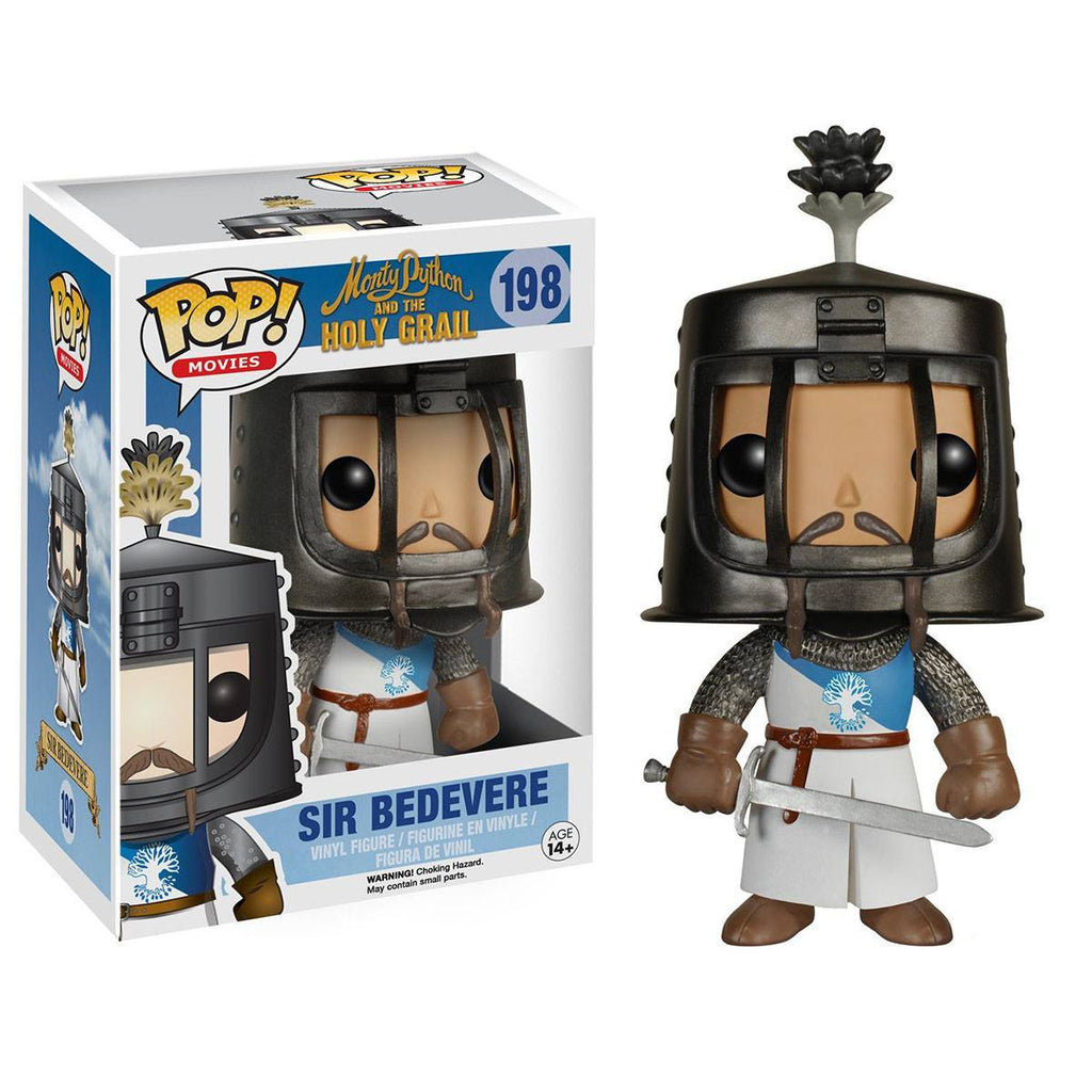 Monty Python And The Holy Grail POP Sir Bedevere Vinyl Figure - Radar Toys