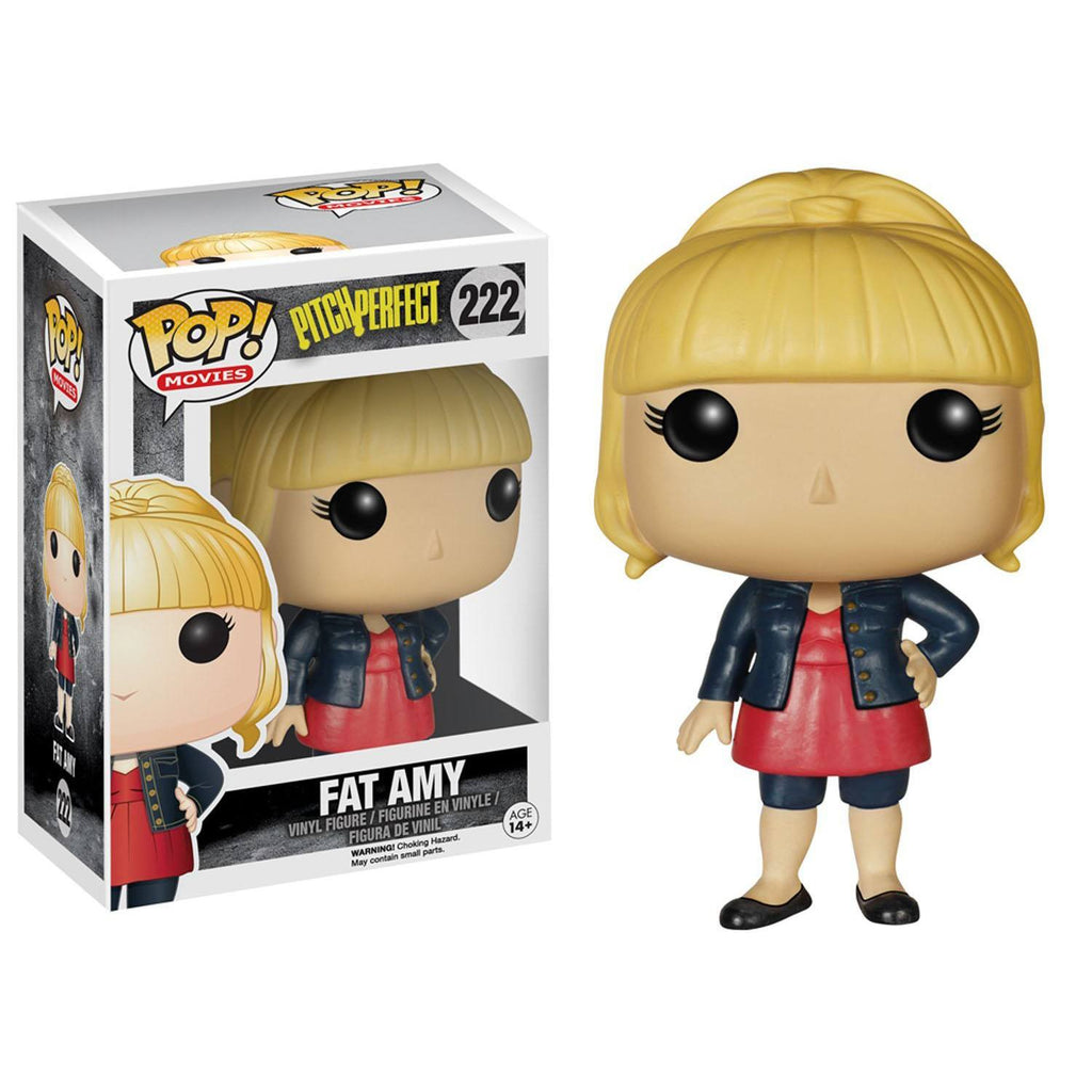 Pitch Perfect POP Fat Amy Vinyl Figure - Radar Toys