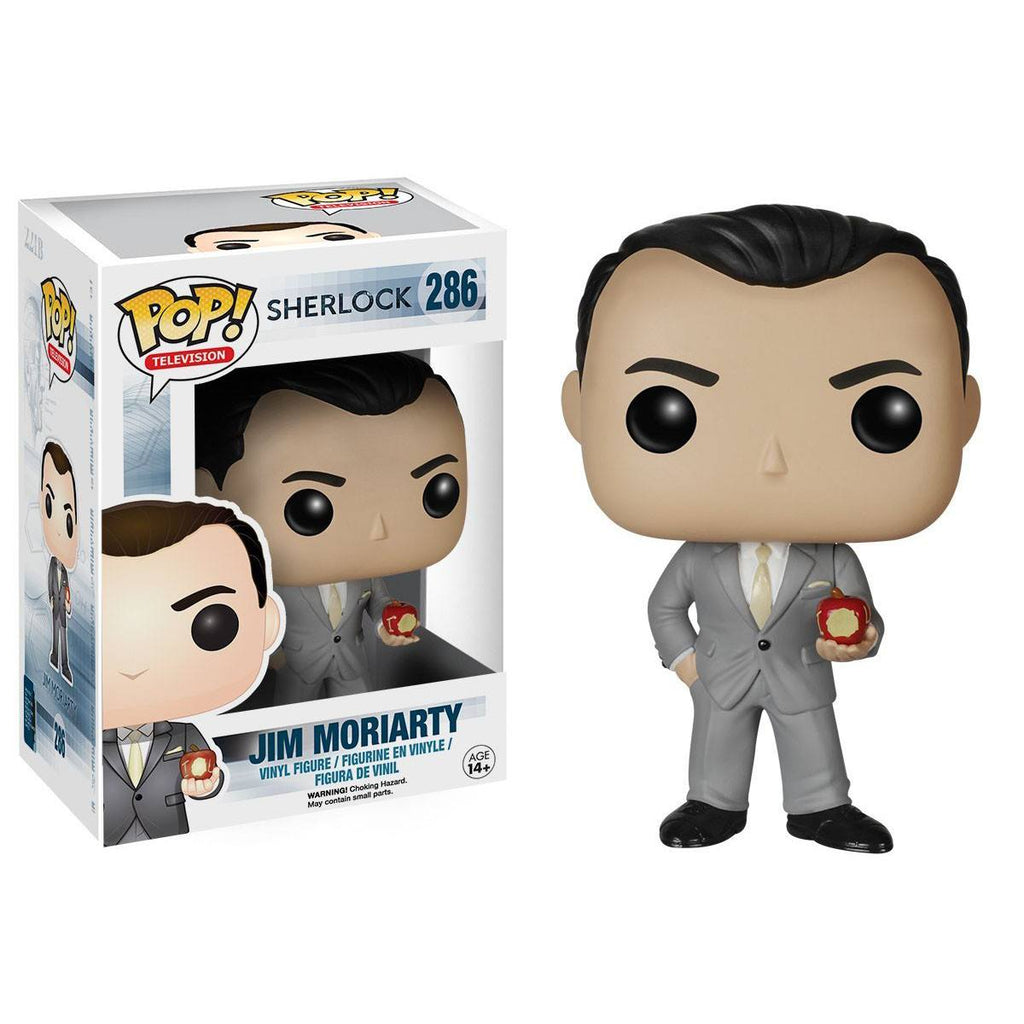 Sherlock POP Jim Moriarty Vinyl Figure - Radar Toys