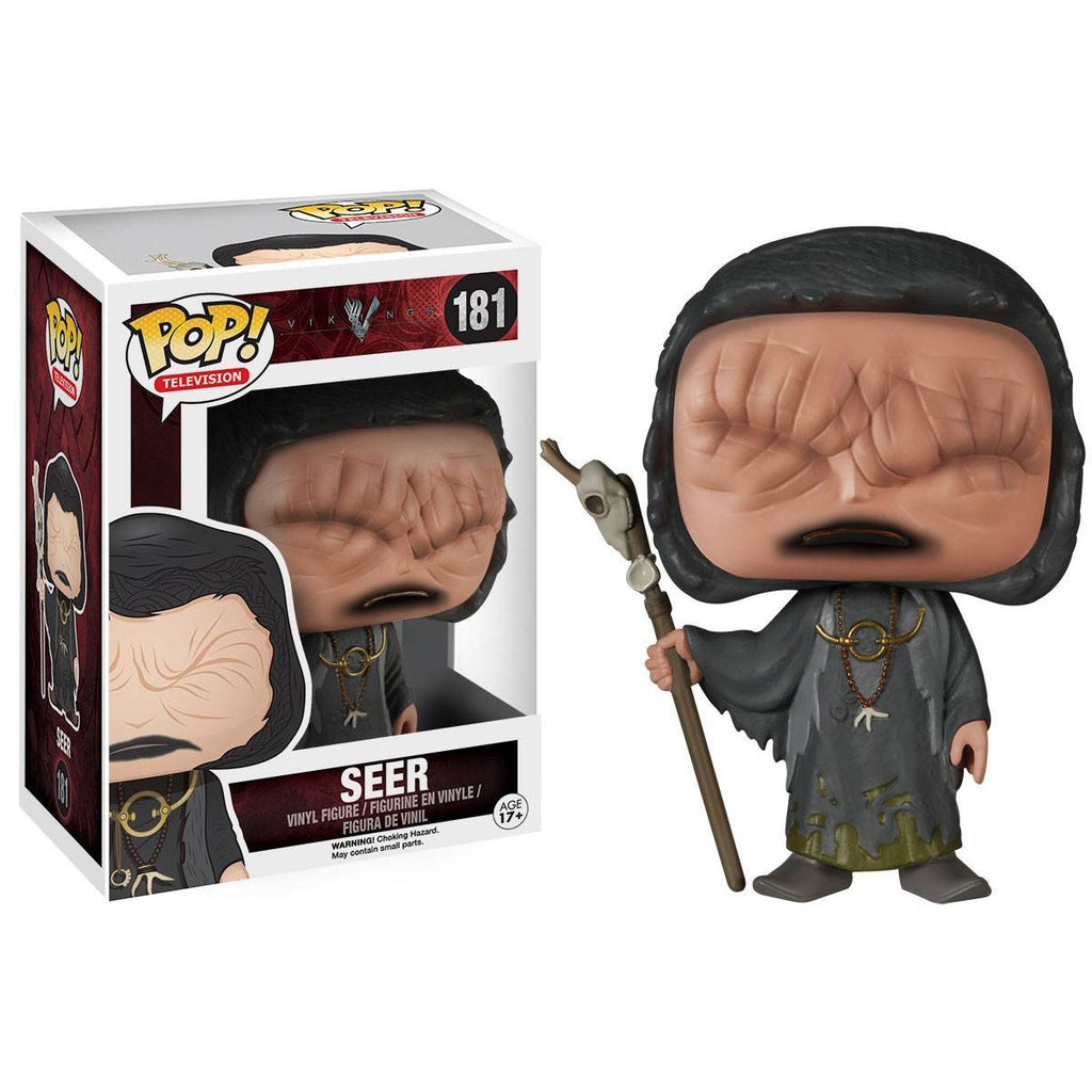 Vikings POP Seer Vinyl Figure - Radar Toys
