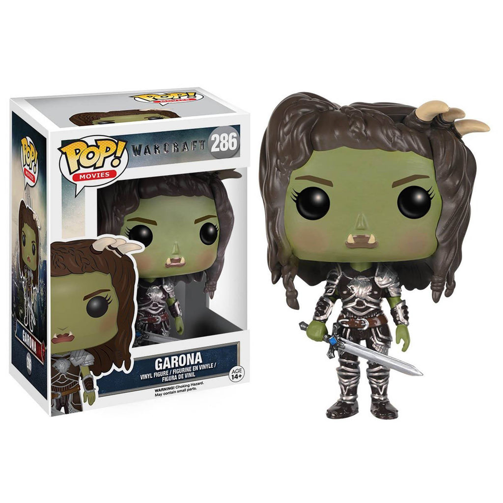World Of Warcraft POP Garona Vinyl Figure - Radar Toys