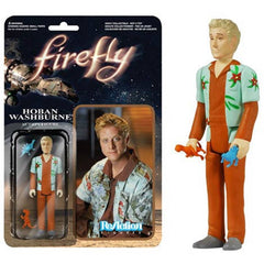Firefly Hoban Washburne ReAction Figure - Radar Toys