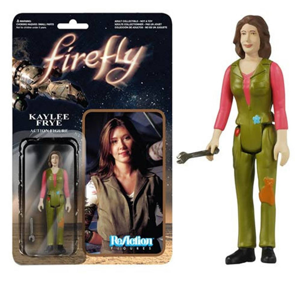 Firefly Kaylee Frye ReAction Figure