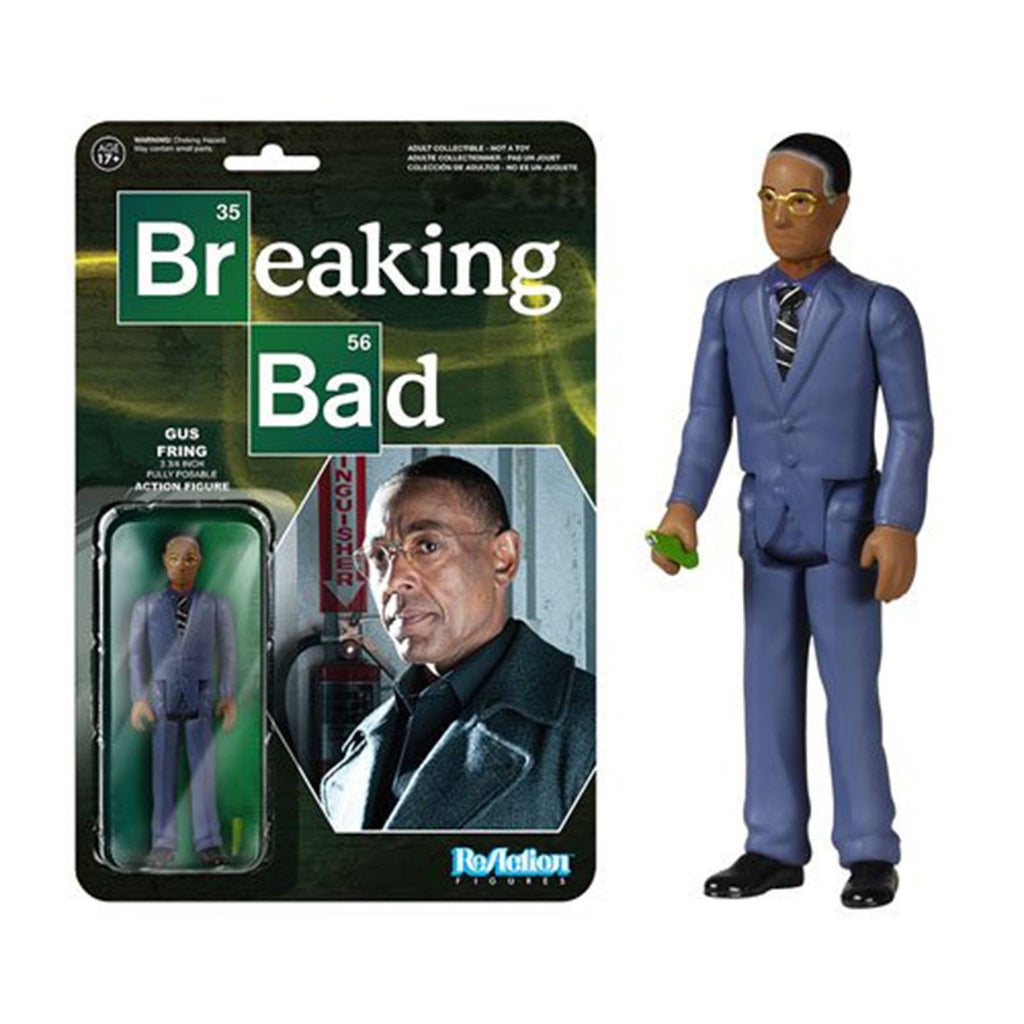 Funko Breaking Bad Gus Fring ReAction Figure