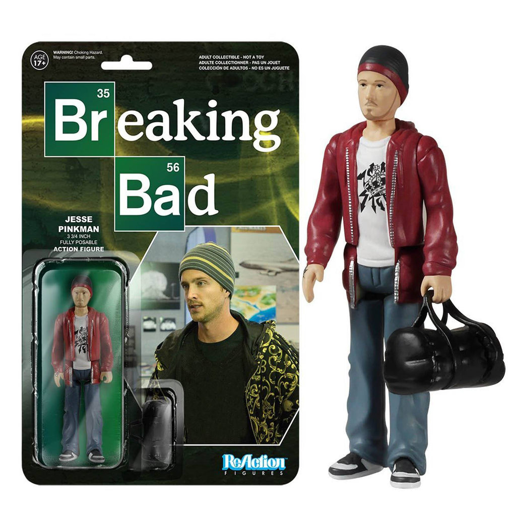Funko Breaking Bad Jesse Pinkman ReAction Figure
