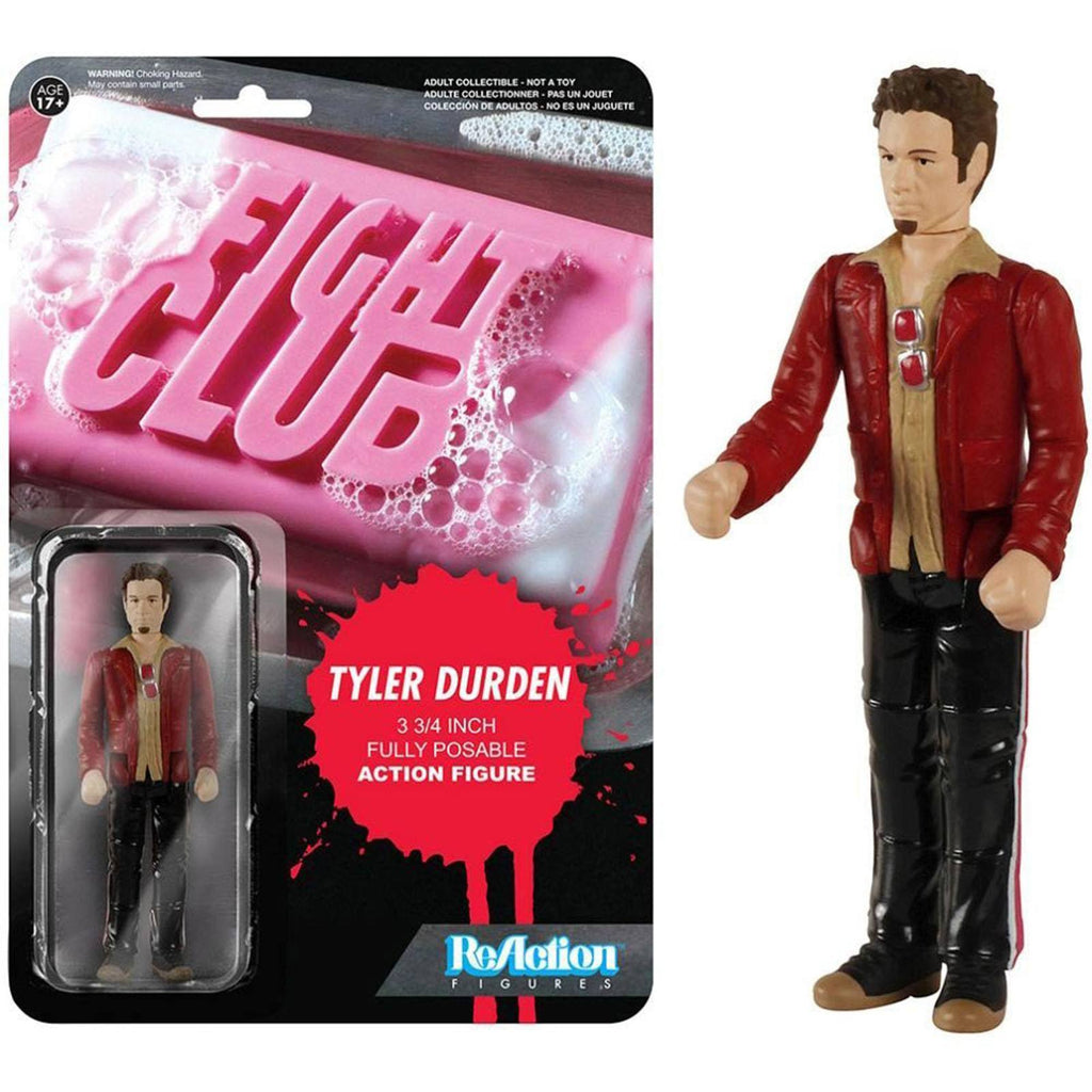 Funko Fight Club Tyler Durden ReAction Figure