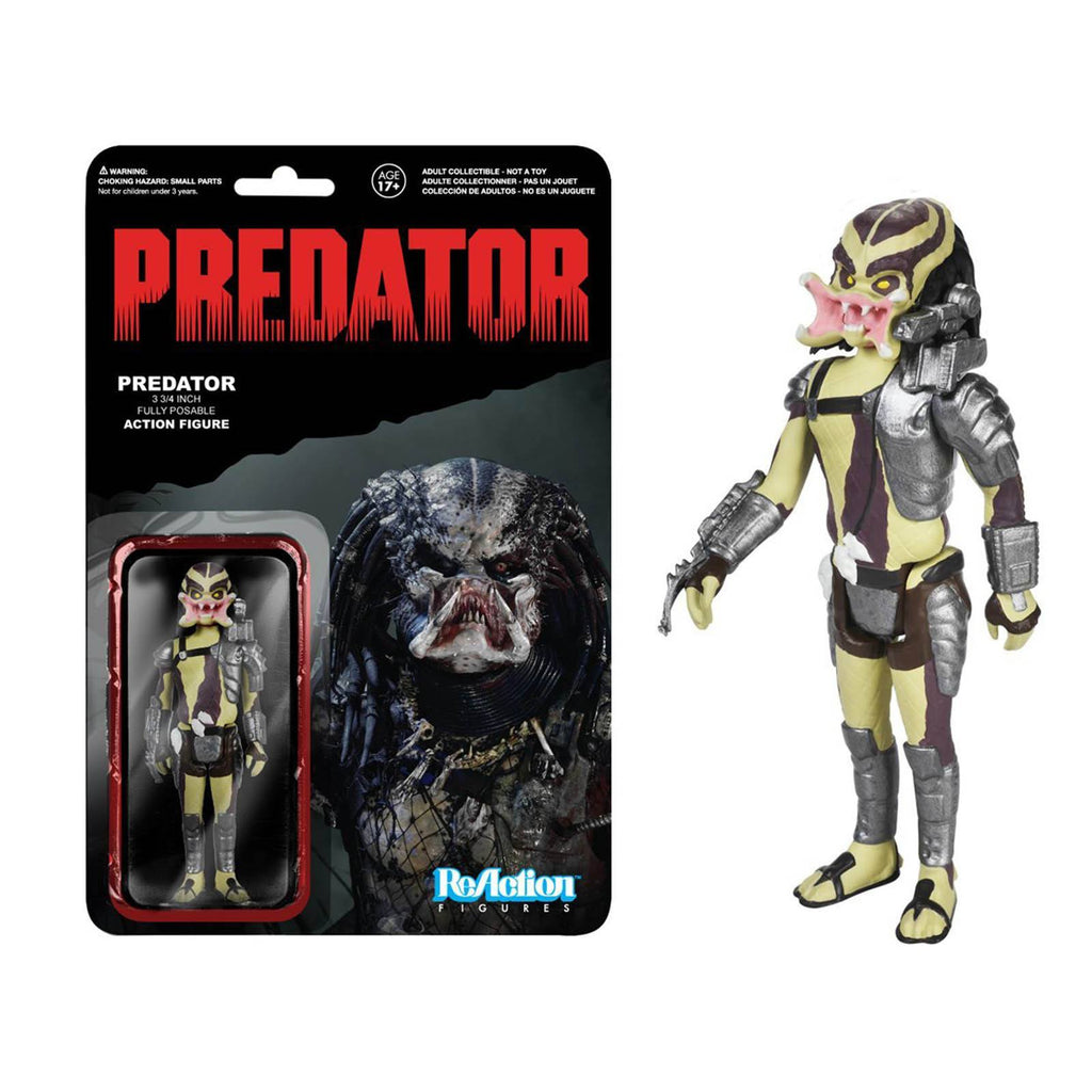 Funko Predator Open Mouth ReAction Figure