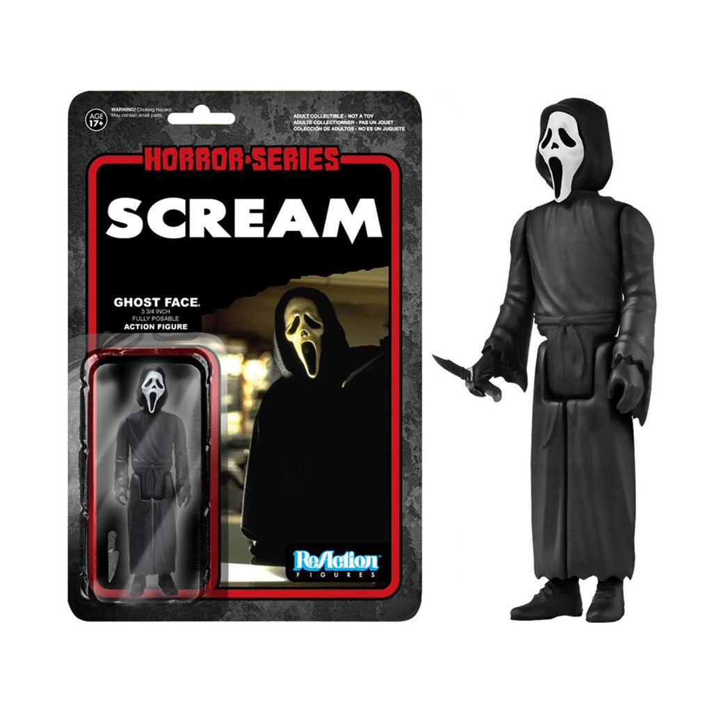 Funko Scream Ghost Face ReAction Figure