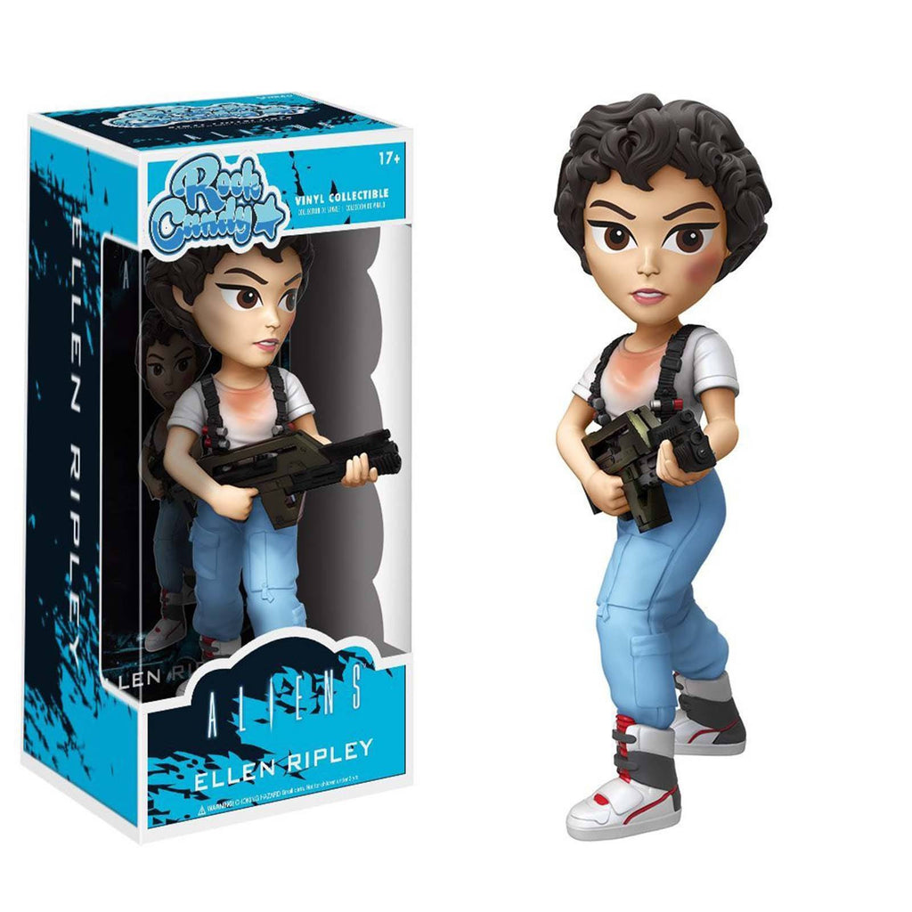 Funko Aliens Rock Candy Ripley Vinyl Figure