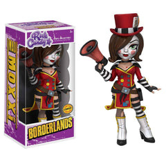 Funko Rock Candy Figures - Funko Borderlands Rock Candy Mad Moxxi Vinyl Figure CHASE VERSION