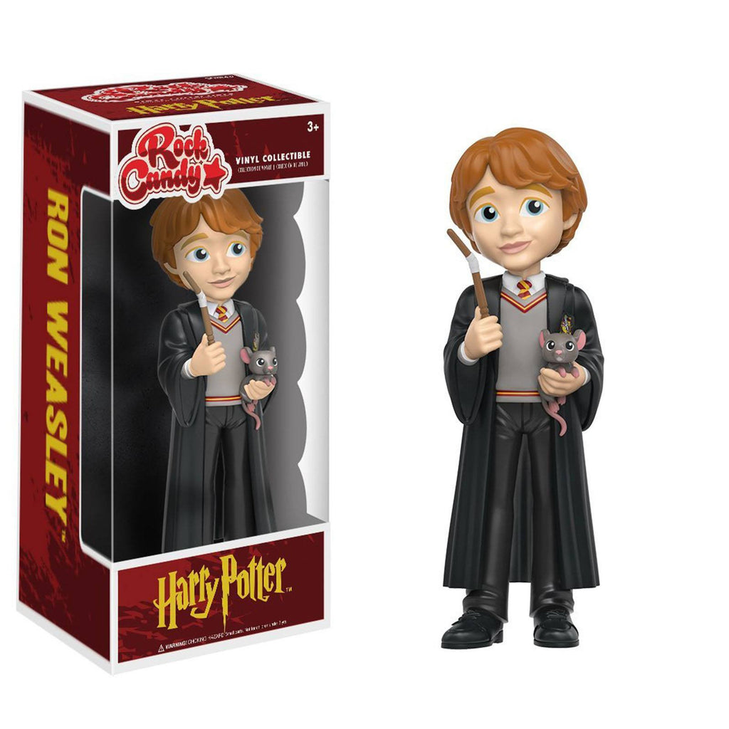 Funko Harry Potter Rock Candy Ron Weasley Vinyl Figure