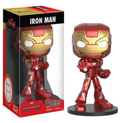 Funko Marvel Wobblers Iron Man Bobble Head Figure - Radar Toys