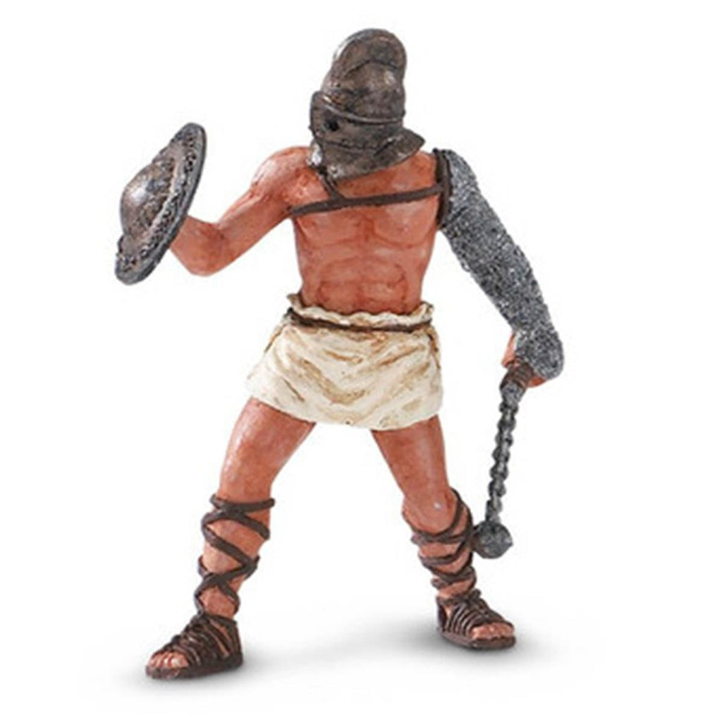 History And Science Toys - Gladiator Of Ancient Rome Safari Ltd