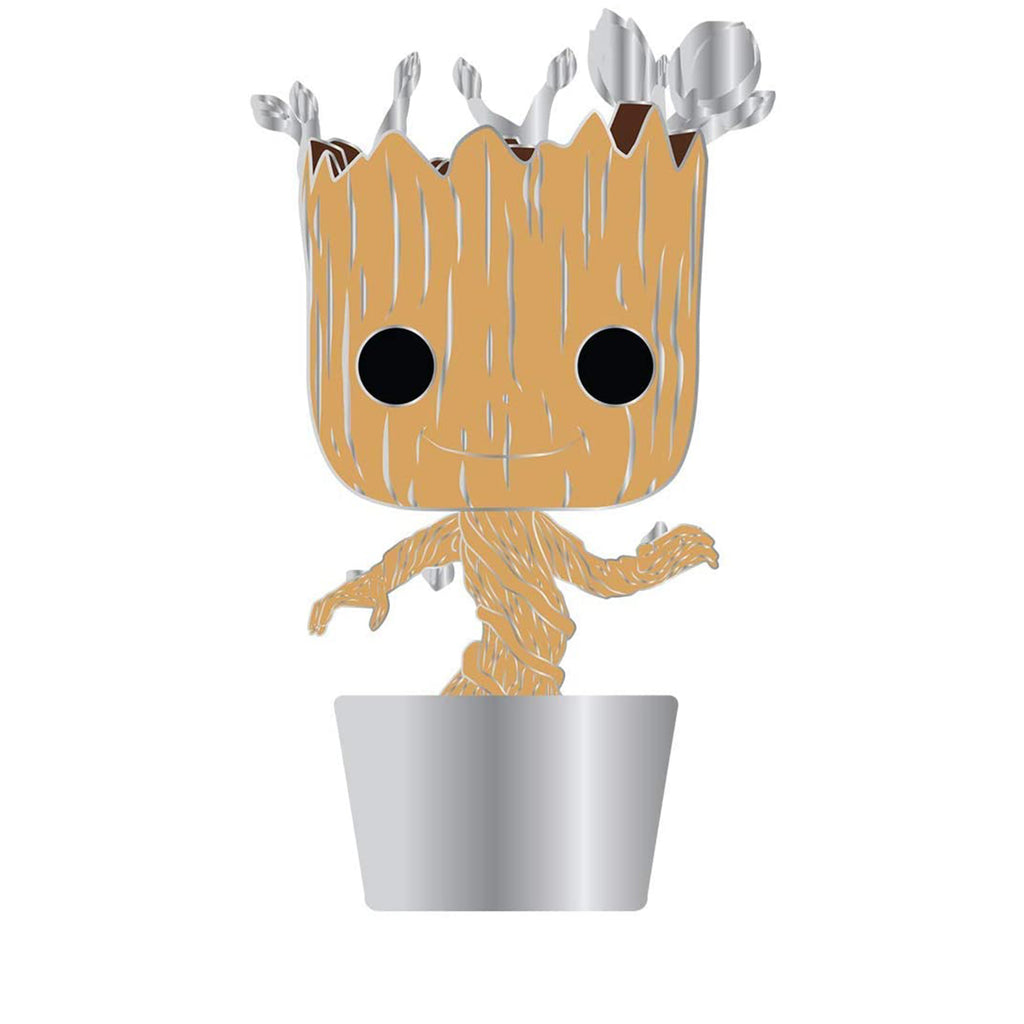 Funko Marvel Pop Pin Groot