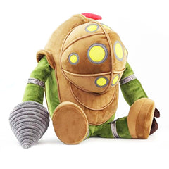 Gund Popular Culture Plush - Bioshock Big Daddy 16 Inch Plush Figure
