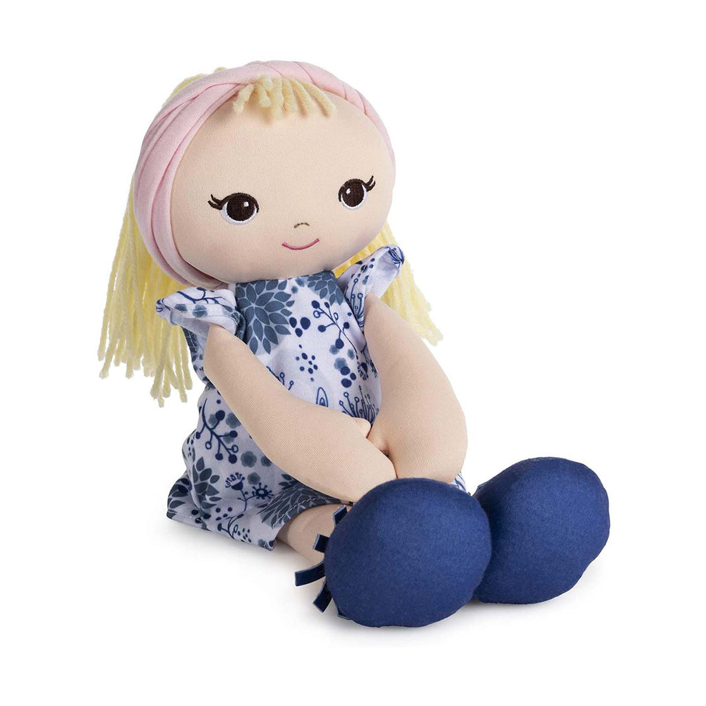 Gund Popular Culture Plush - Gund Baby Toddler Doll Blonde 8 Inch Plush Figure 6056018
