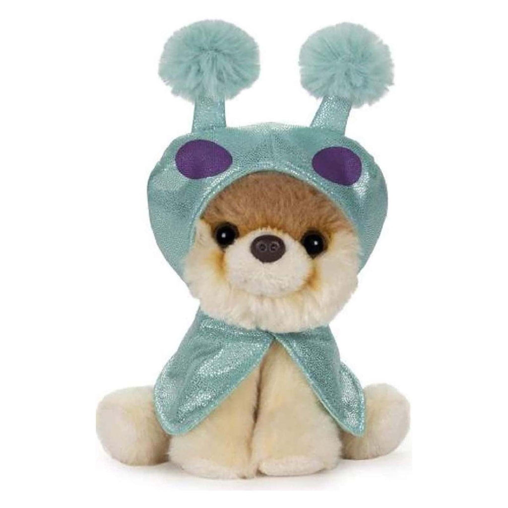 Gund Boo World's Cutest Dog Alien Outfit 6 Inch Plush Figure