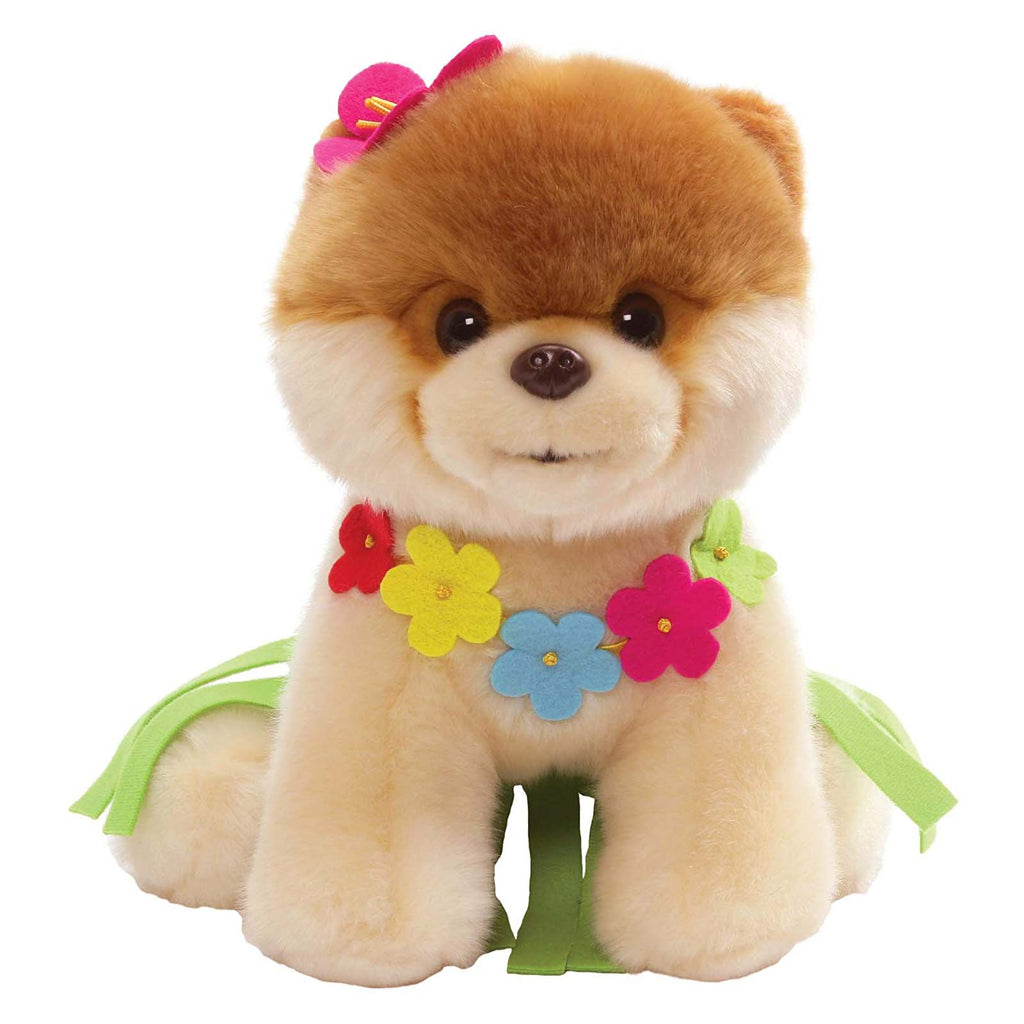 Gund Popular Culture Plush - Gund Cutest Dog Hula Boo 9 Inch Plush Figure