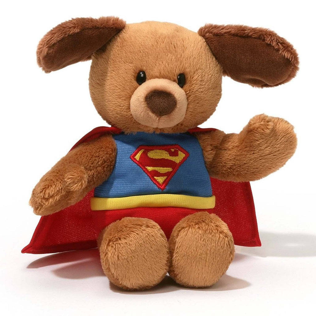 Gund DC Comics Superman Bendable 8 Inch Plush Figure