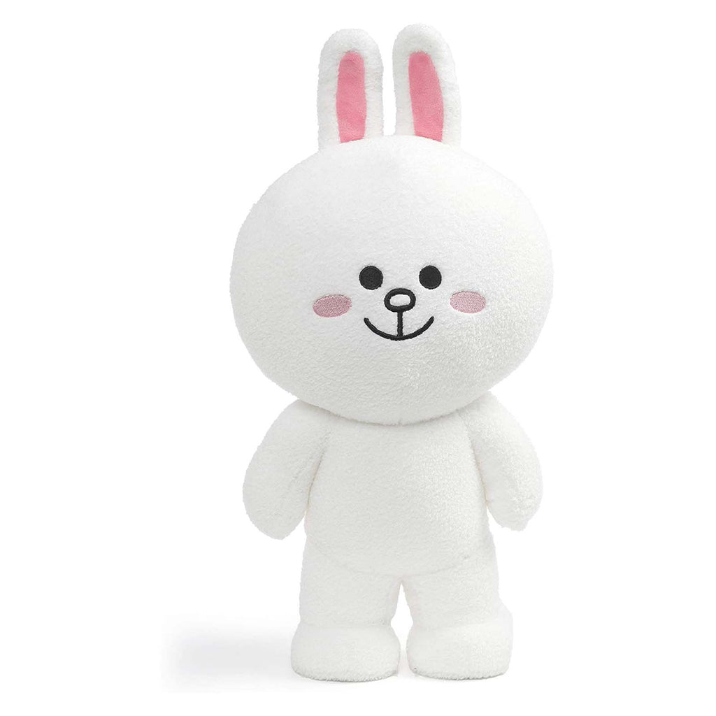 Gund Popular Culture Plush - Gund Line Friends Cony 14 Inch Plush Figure