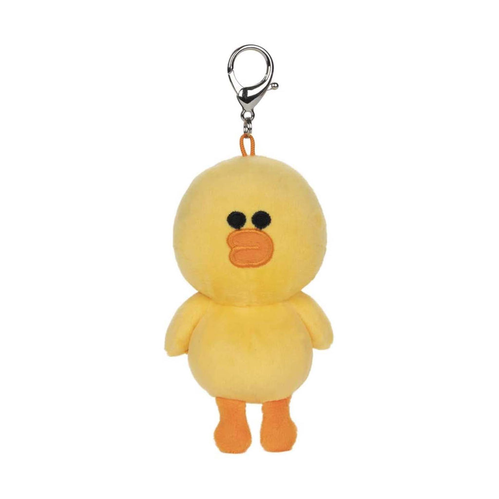 Gund Line Friends Sally Chick 5 Inch Plush Backpack Clip