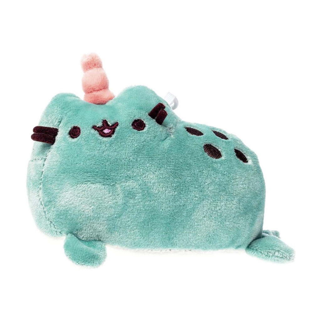 Gund Pusheen Narwhal Plush Backpack Clip 6050632