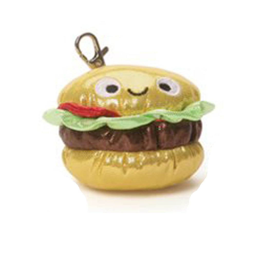 Gund Sparkle Burger Clip Plush Figure - Radar Toys