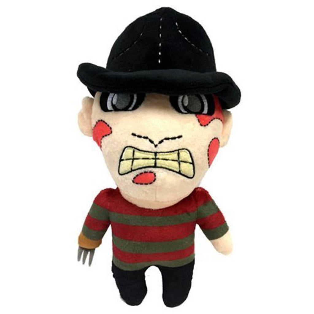 Kidrobot A Nightmare On Elm Street Freddy Krueger 6 Inch Phunny Plush Figure - Radar Toys