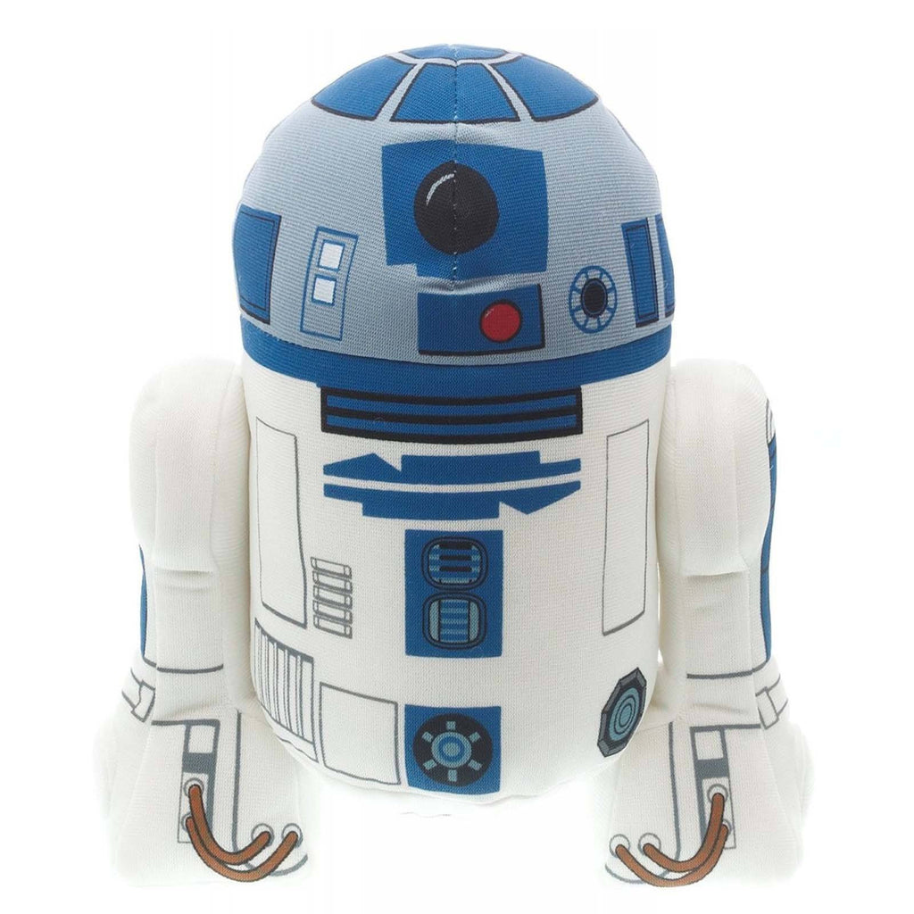 Star Wars Deluxe Talking R2-D2 15 Inch Plush Figure