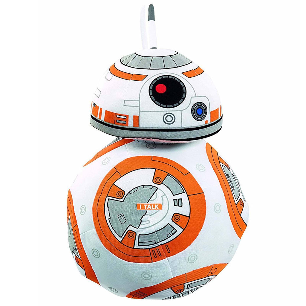 Star Wars Force Awakens Talking BB-8 15 Inch Plush Figure