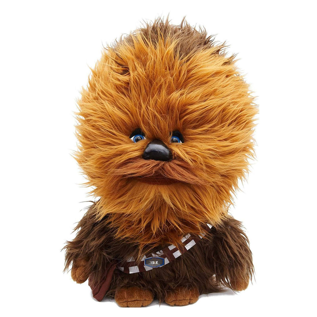 Star Wars Force Awakens Talking Chewbacca 15 Inch Plush Figure