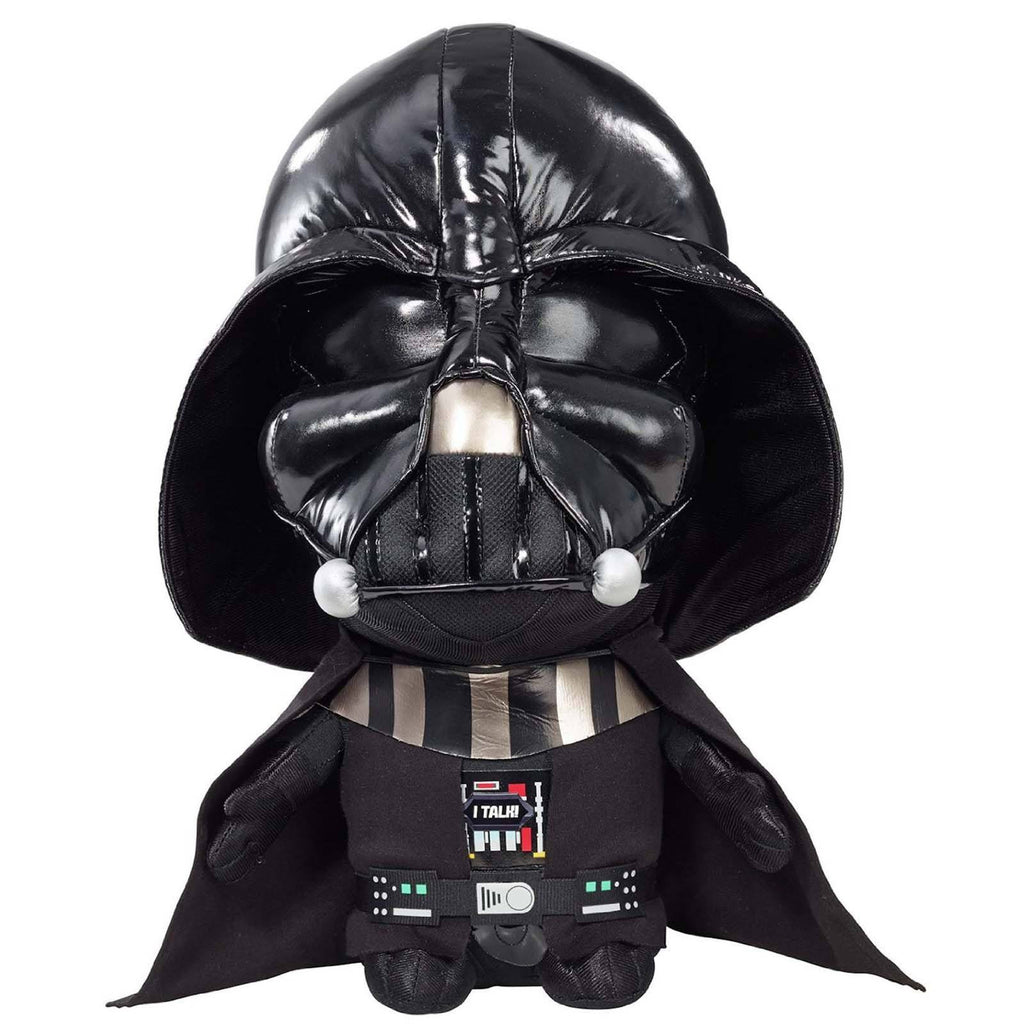 Star Wars Force Awakens Talking Darth Vader 15 Inch Plush Figure