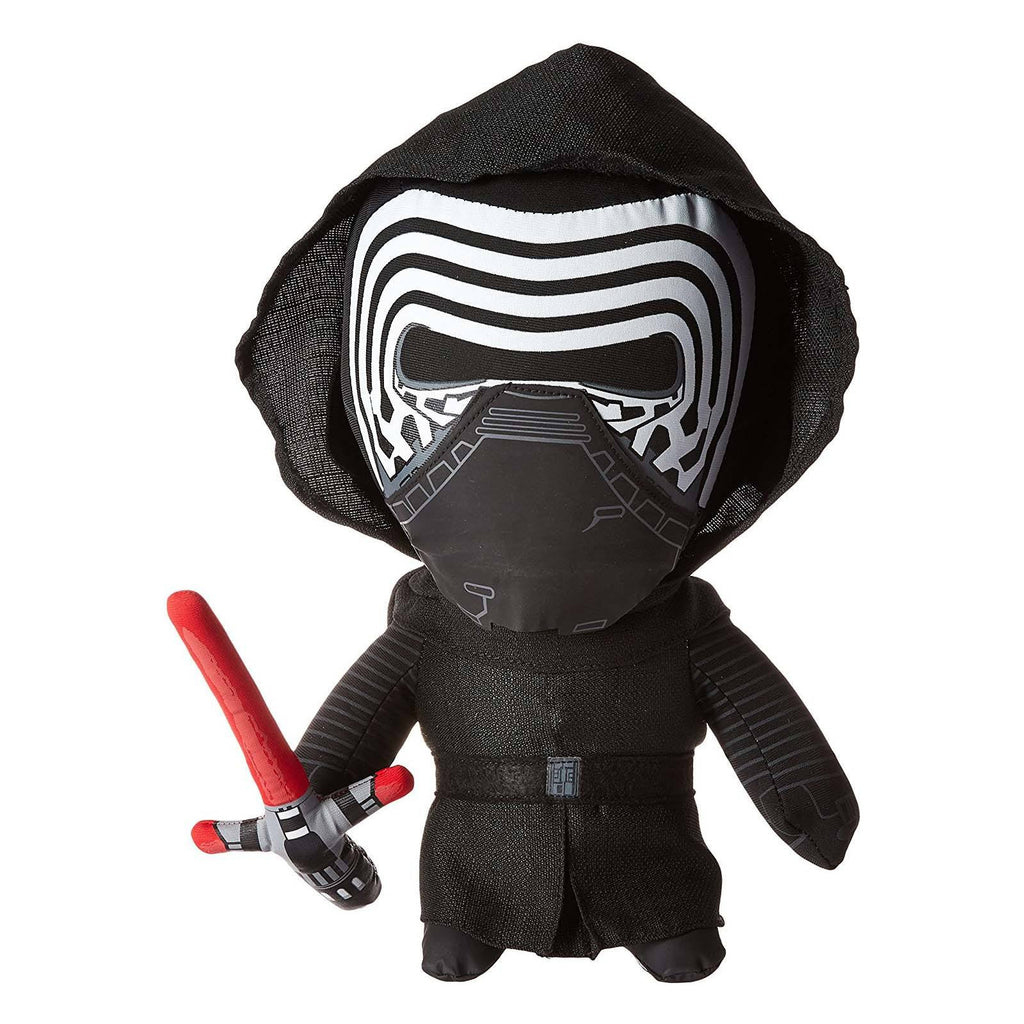 Star Wars Force Awakens Talking Kylo Ren 15 Inch Plush Figure
