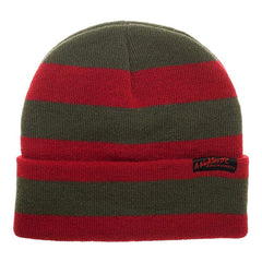 Hats - A Nightmare On Elm Street Freddy Krueger Beanie